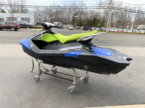2020 Sea-Doo Spark 3up 90 hp iBR + Convenience Package in Huntington Station, New York - Photo 5