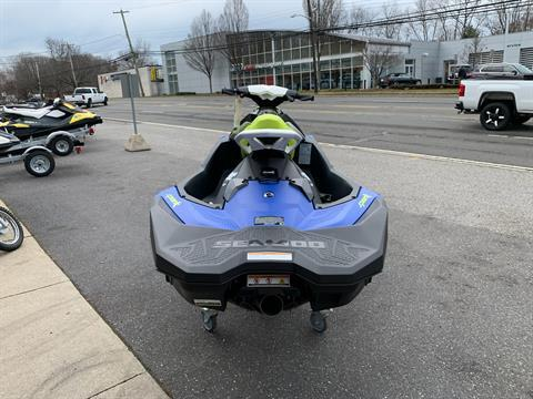 2020 Sea-Doo Spark 3up 90 hp iBR + Convenience Package in Huntington Station, New York - Photo 6
