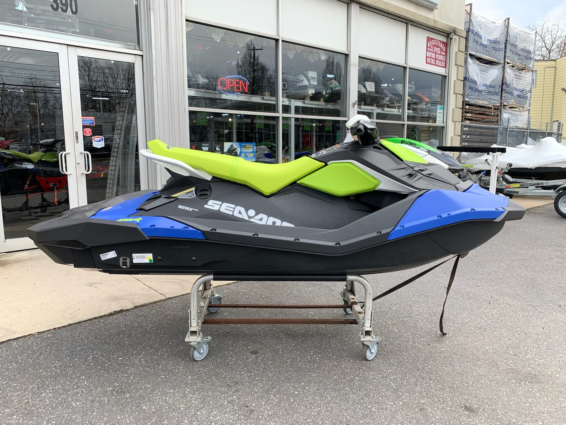 2020 Sea-Doo Spark 3up 90 hp iBR + Convenience Package in Huntington Station, New York - Photo 8