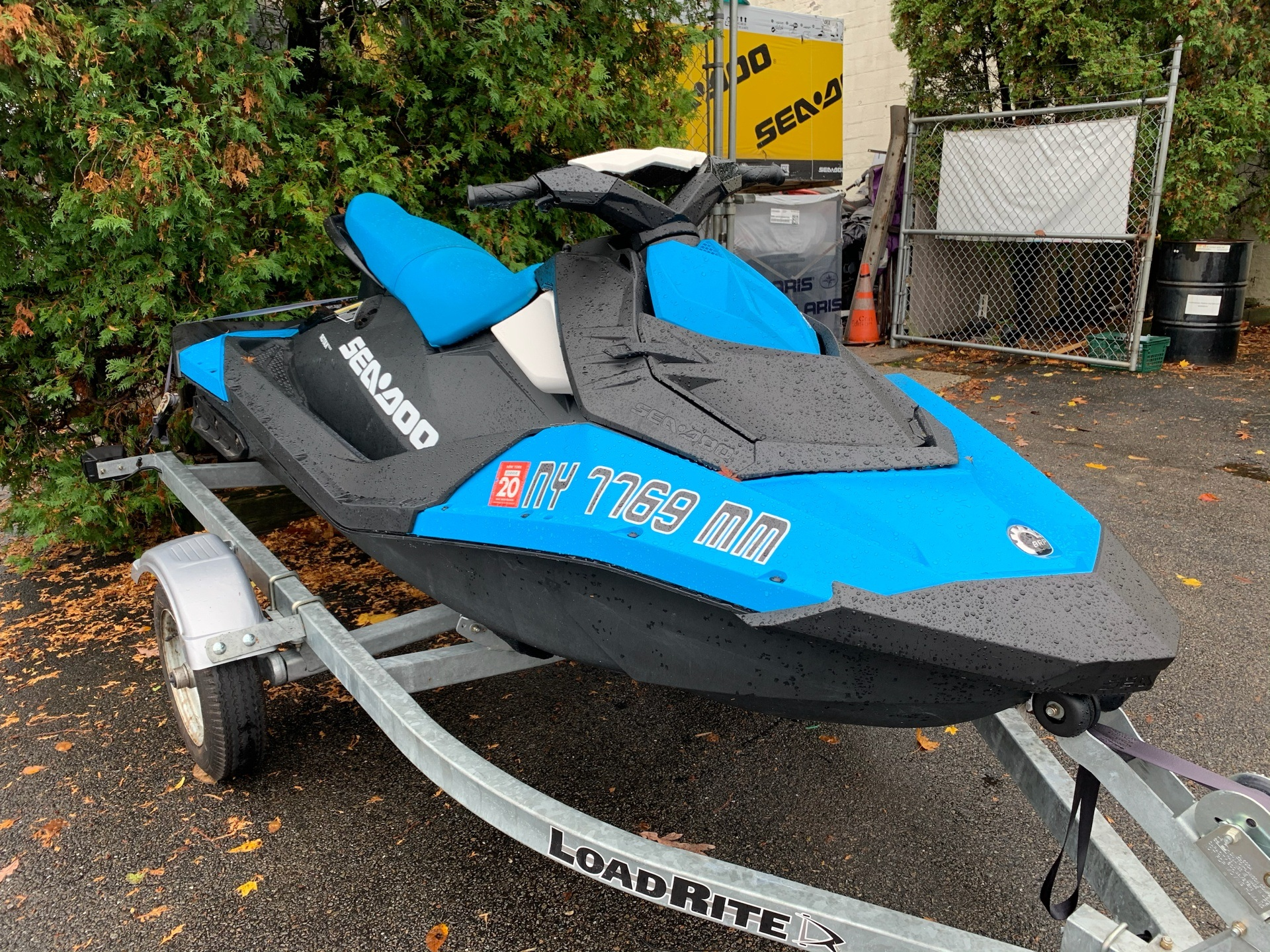 2016 Sea-Doo Spark 3up 900 H.O. ACE in Huntington Station, New York - Photo 2