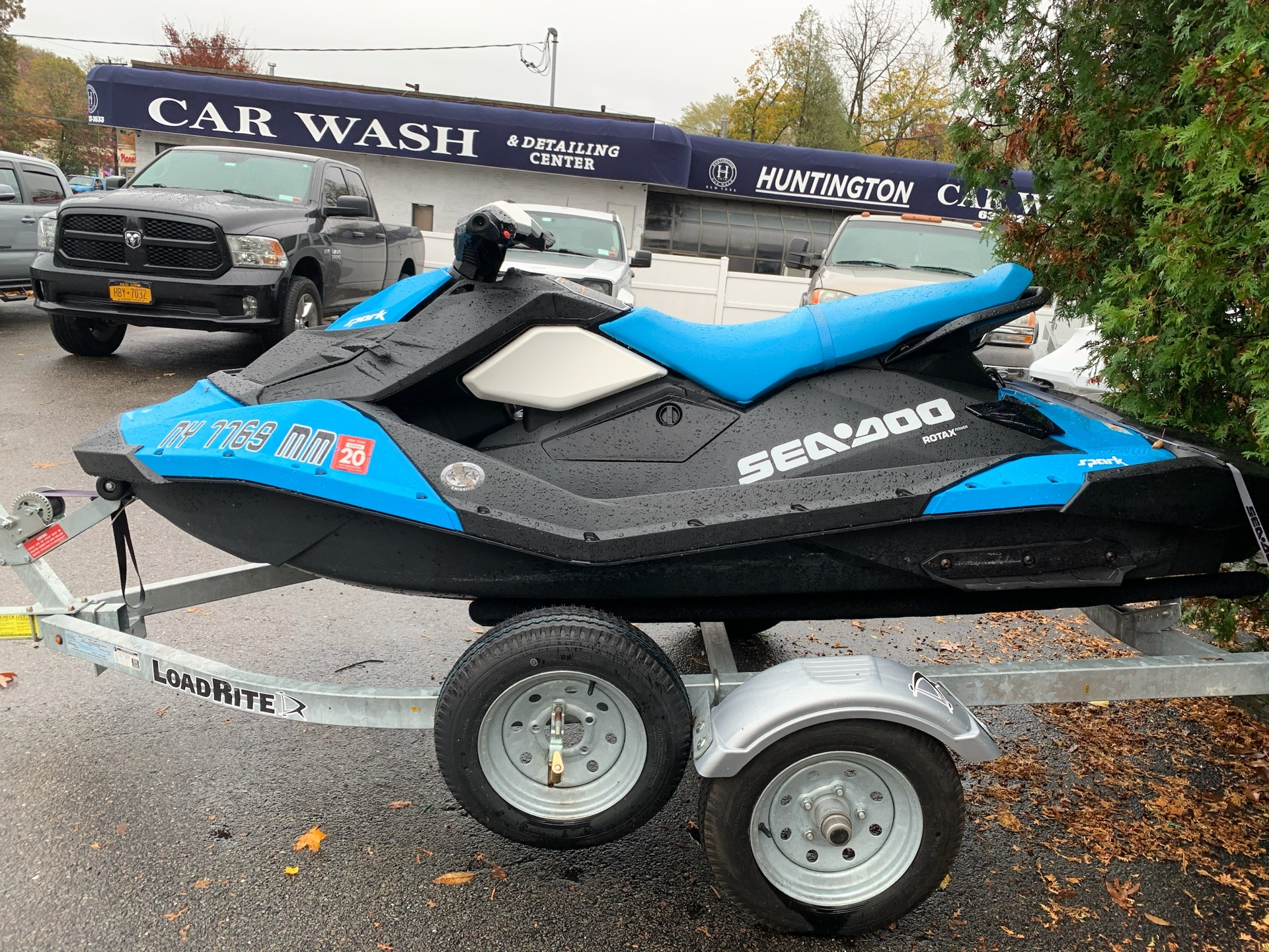 2016 Sea-Doo Spark 3up 900 H.O. ACE in Huntington Station, New York - Photo 3