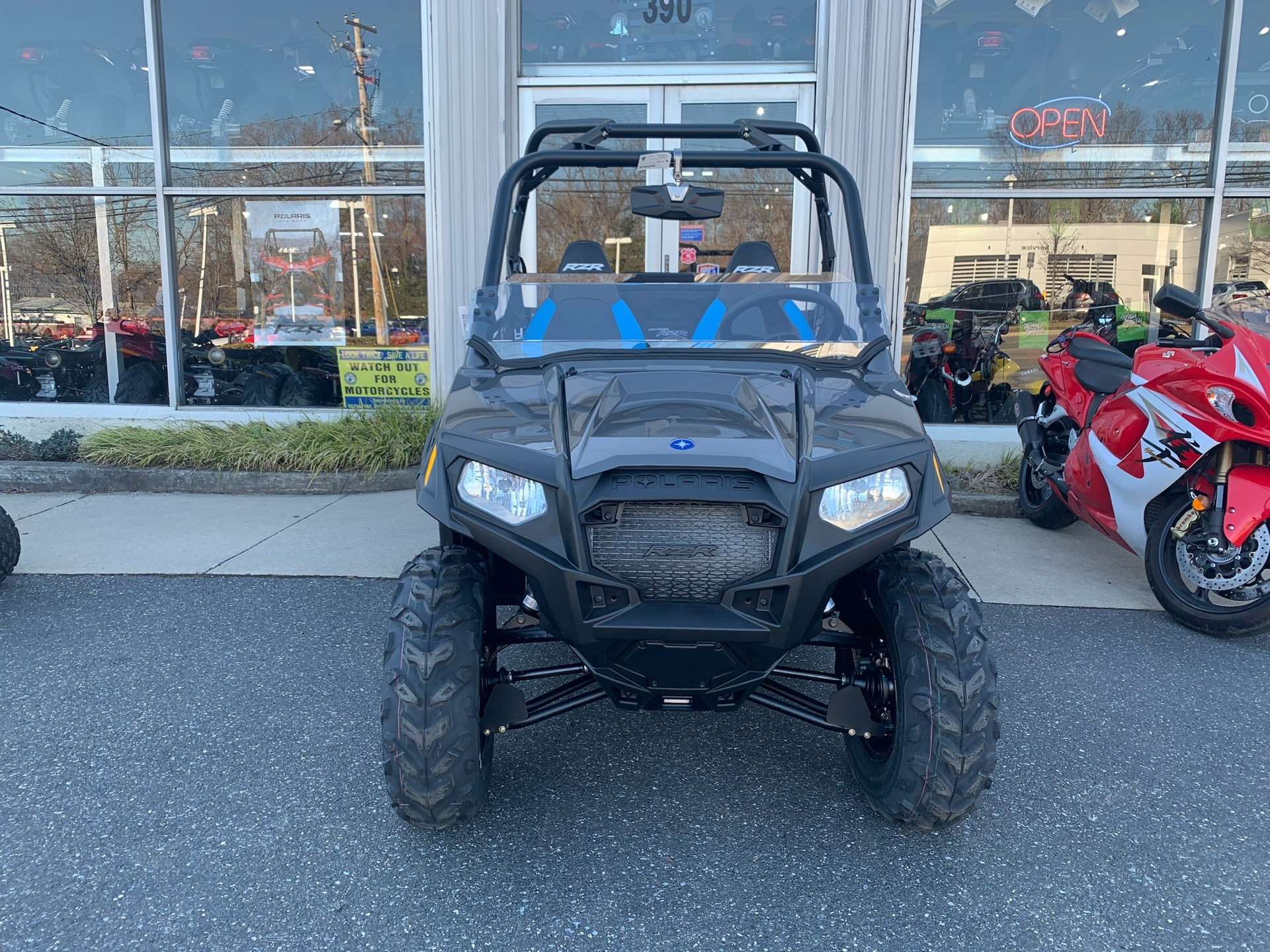 2020 Polaris RZR 570 Premium in Huntington Station, New York - Photo 2