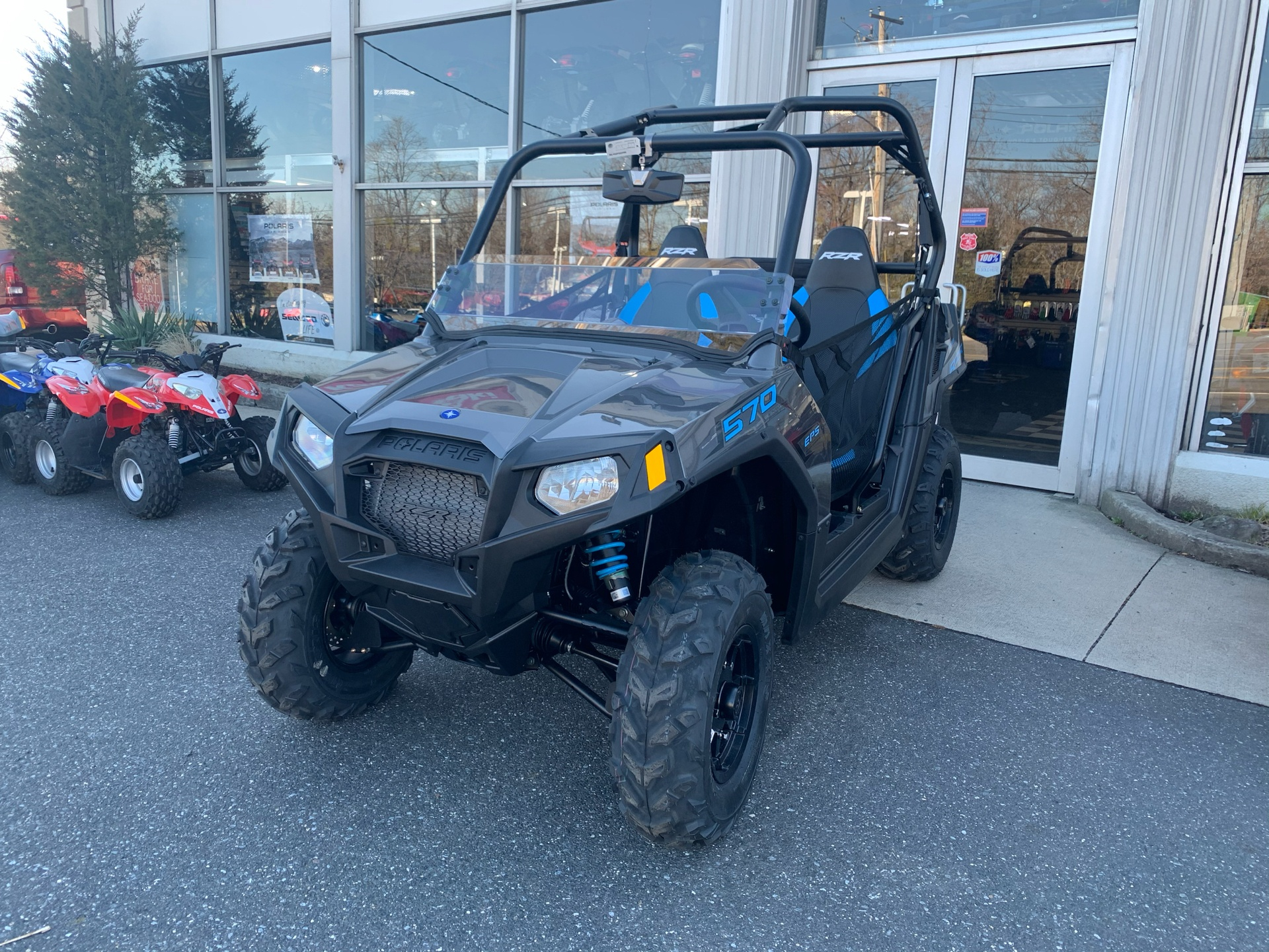 2020 Polaris RZR 570 Premium in Huntington Station, New York - Photo 3