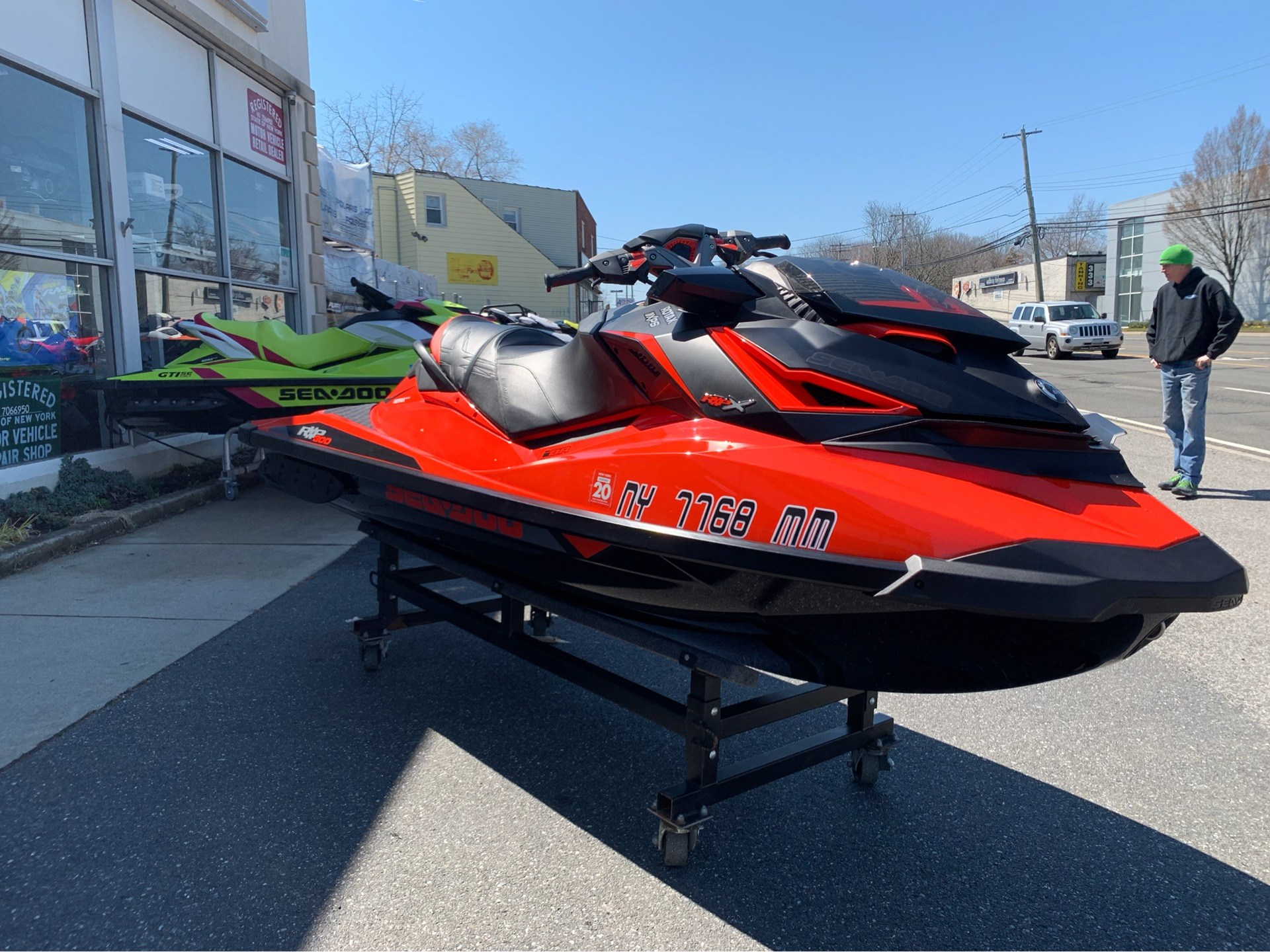 2017 Sea Doo Rxp X 300 In Huntington Station New York