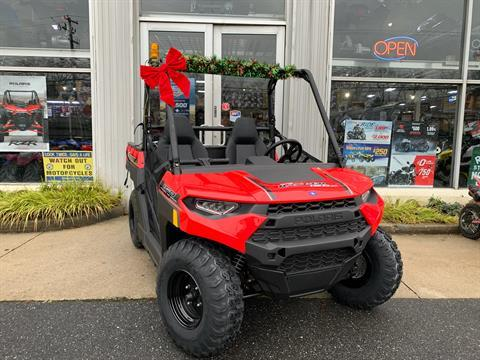 2019 Polaris Ranger 150 EFI in Huntington Station, New York - Photo 1