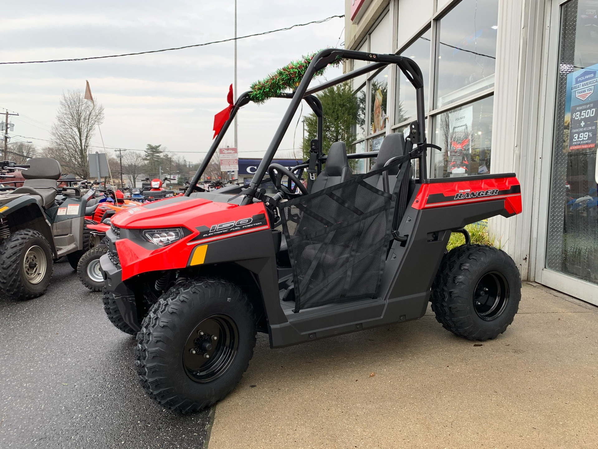 2019 Polaris Ranger 150 EFI in Huntington Station, New York - Photo 3
