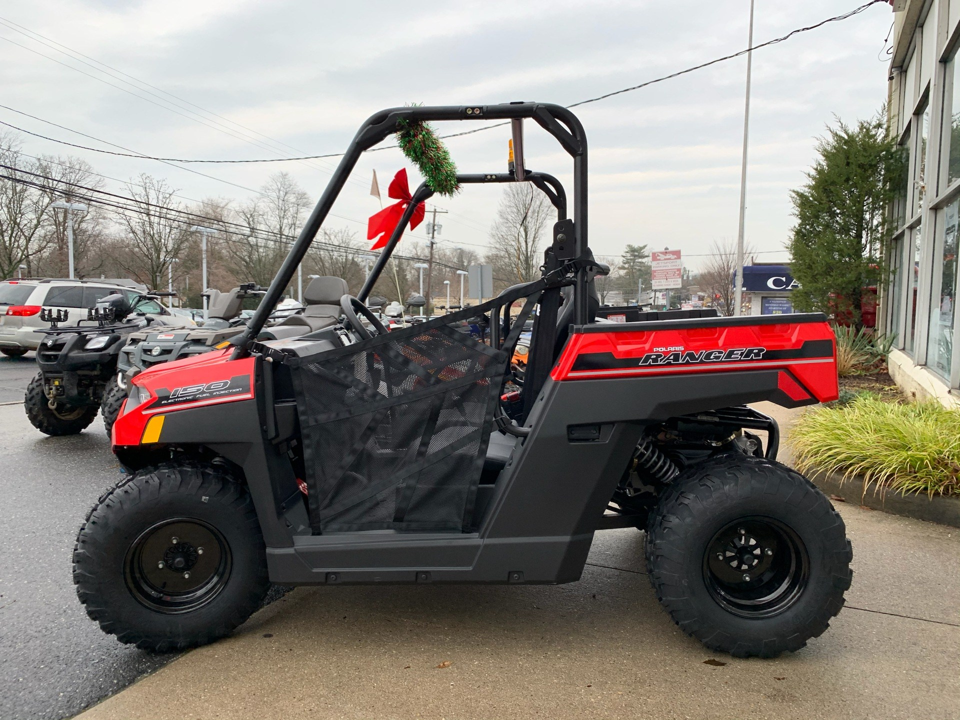 2019 Polaris Ranger 150 EFI in Huntington Station, New York - Photo 4