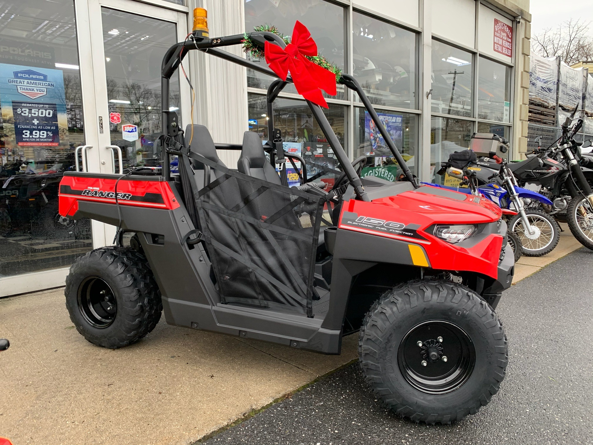 2019 Polaris Ranger 150 EFI in Huntington Station, New York - Photo 8