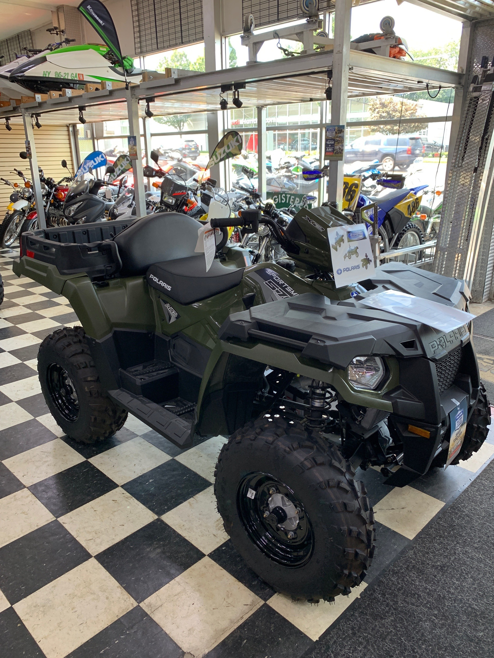 2019 Polaris Sportsman X2 570 in Huntington Station, New York - Photo 1