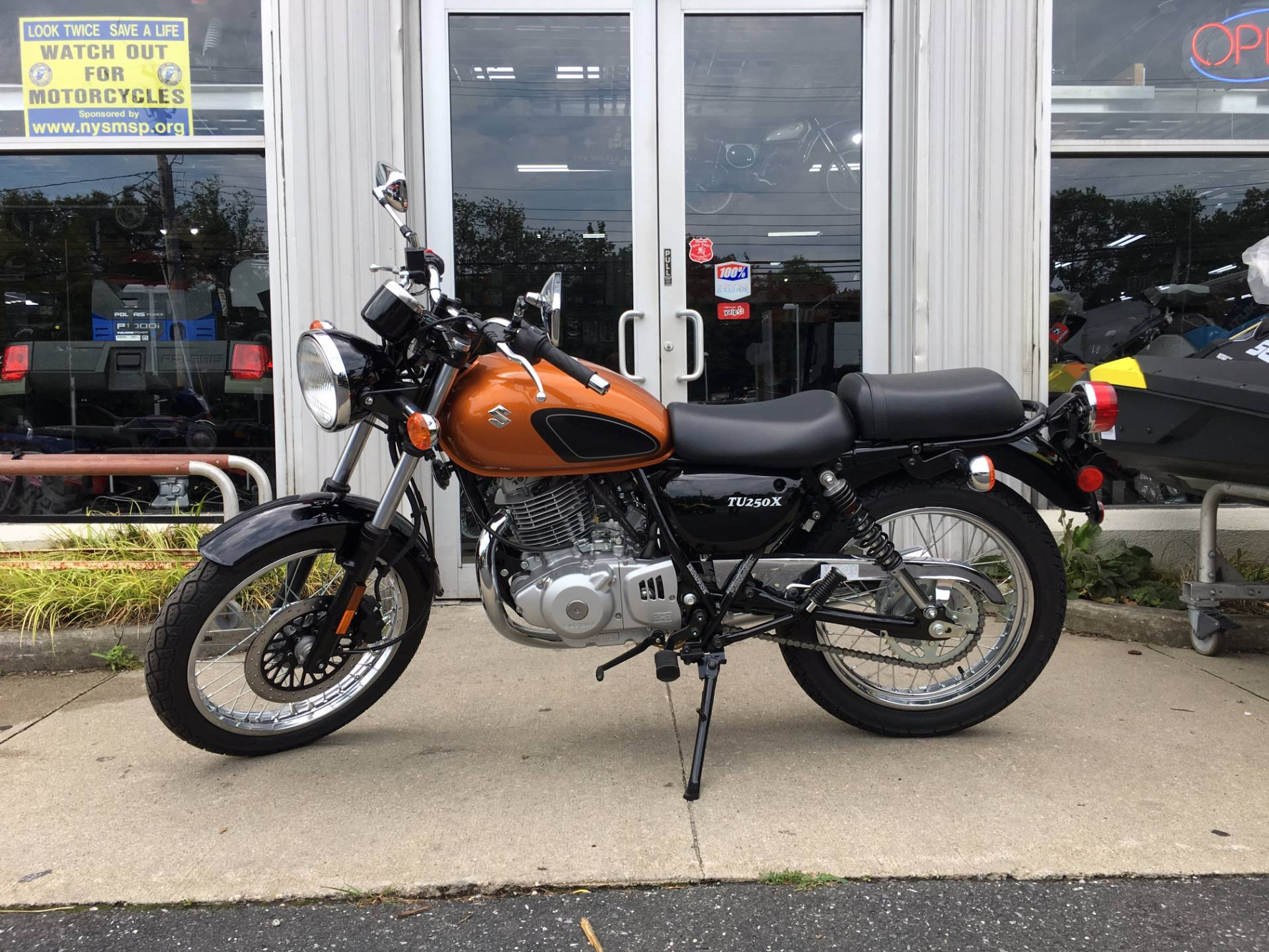 2016 Suzuki TU250X in Huntington Station, New York