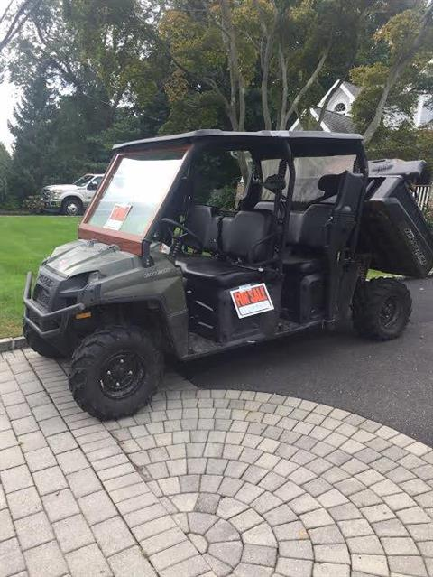 2011 Polaris Ranger® Crew® 800 in Huntington Station, New York