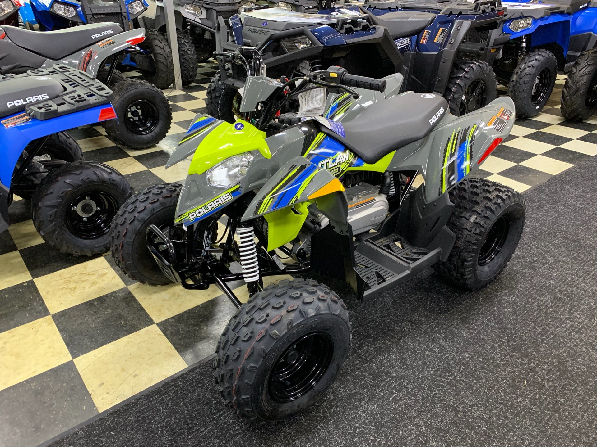 2019 Polaris Outlaw 110 in Huntington Station, New York