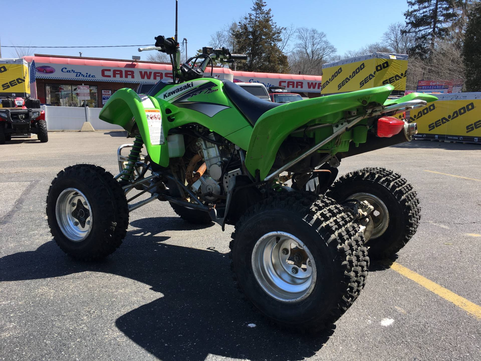 2003 Kawasaki KFX™ 400 in Huntington Station, New York