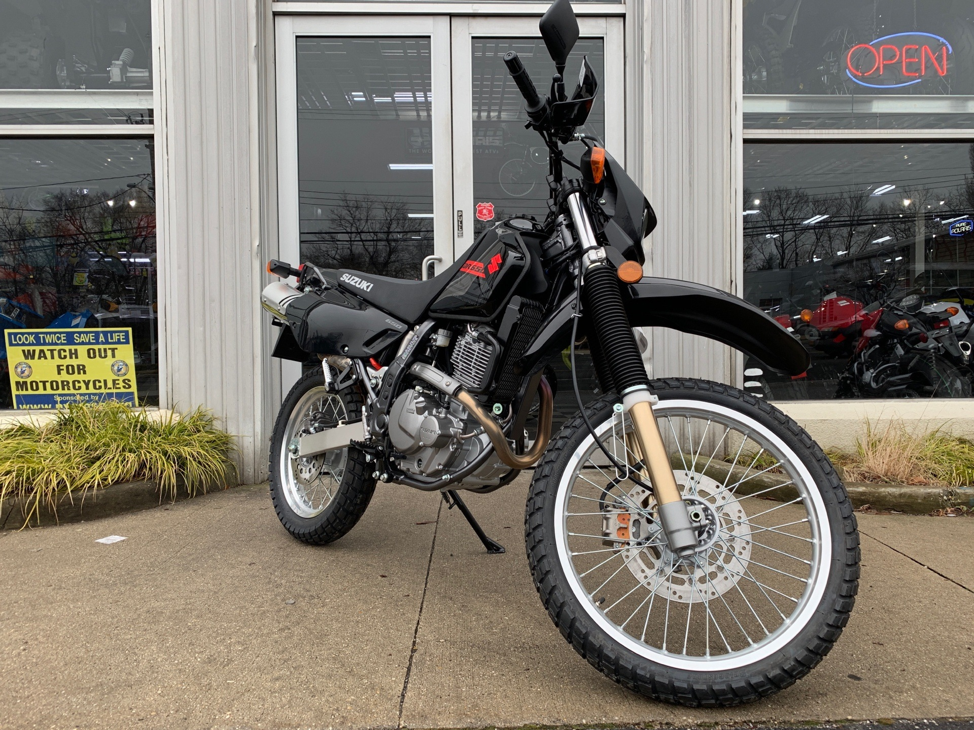 2019 Suzuki DR650S in Huntington Station, New York - Photo 1