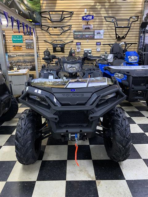 2019 Polaris Sportsman 850 SP Premium in Huntington Station, New York
