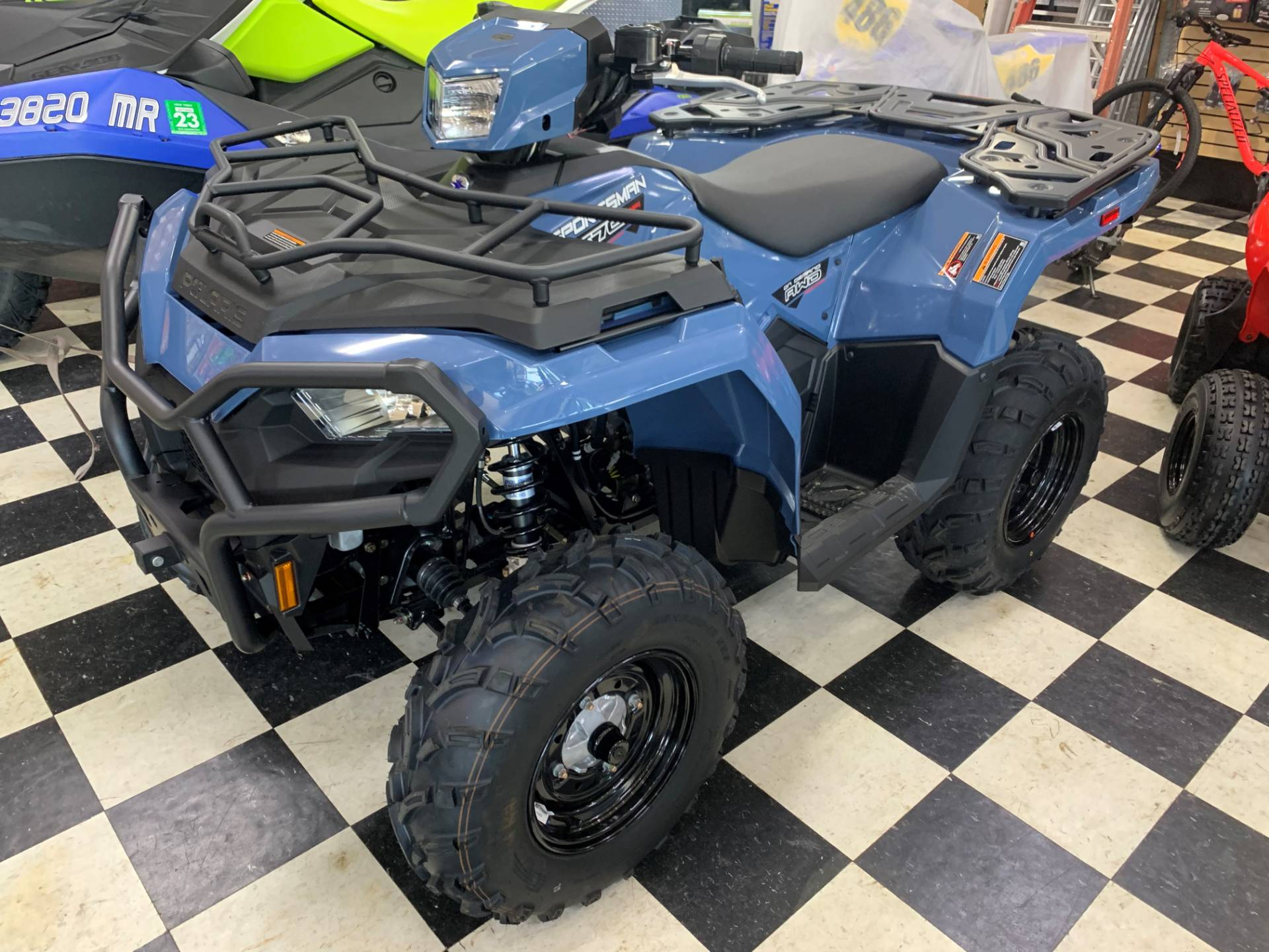 2021 Polaris Sportsman 570 EPS Utility Package in Huntington Station, New York - Photo 1