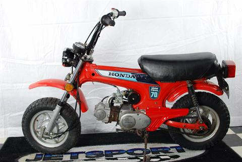1981 Honda CT 70 in Huntington Station, New York