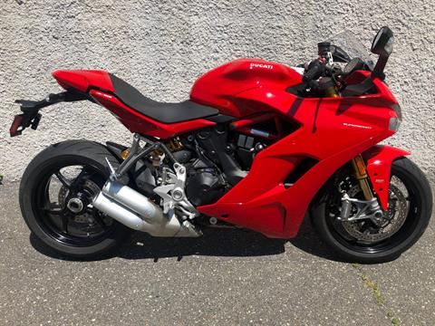 2018 Ducati SuperSport S in Hicksville, New York