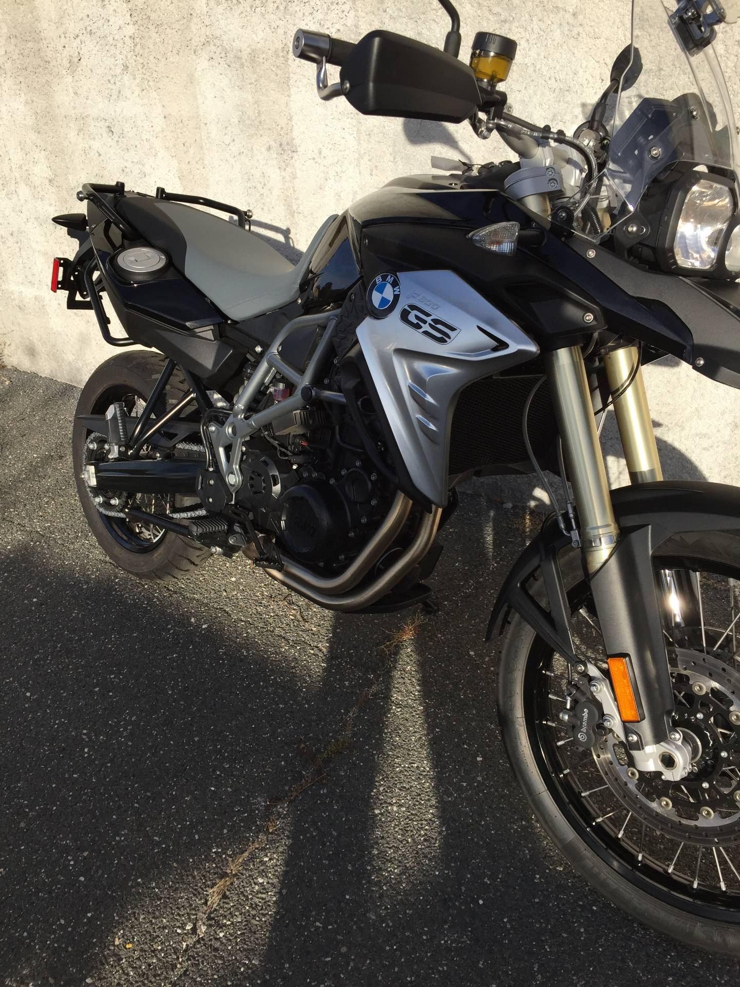 2017 BMW F 800 GS in Hicksville, New York