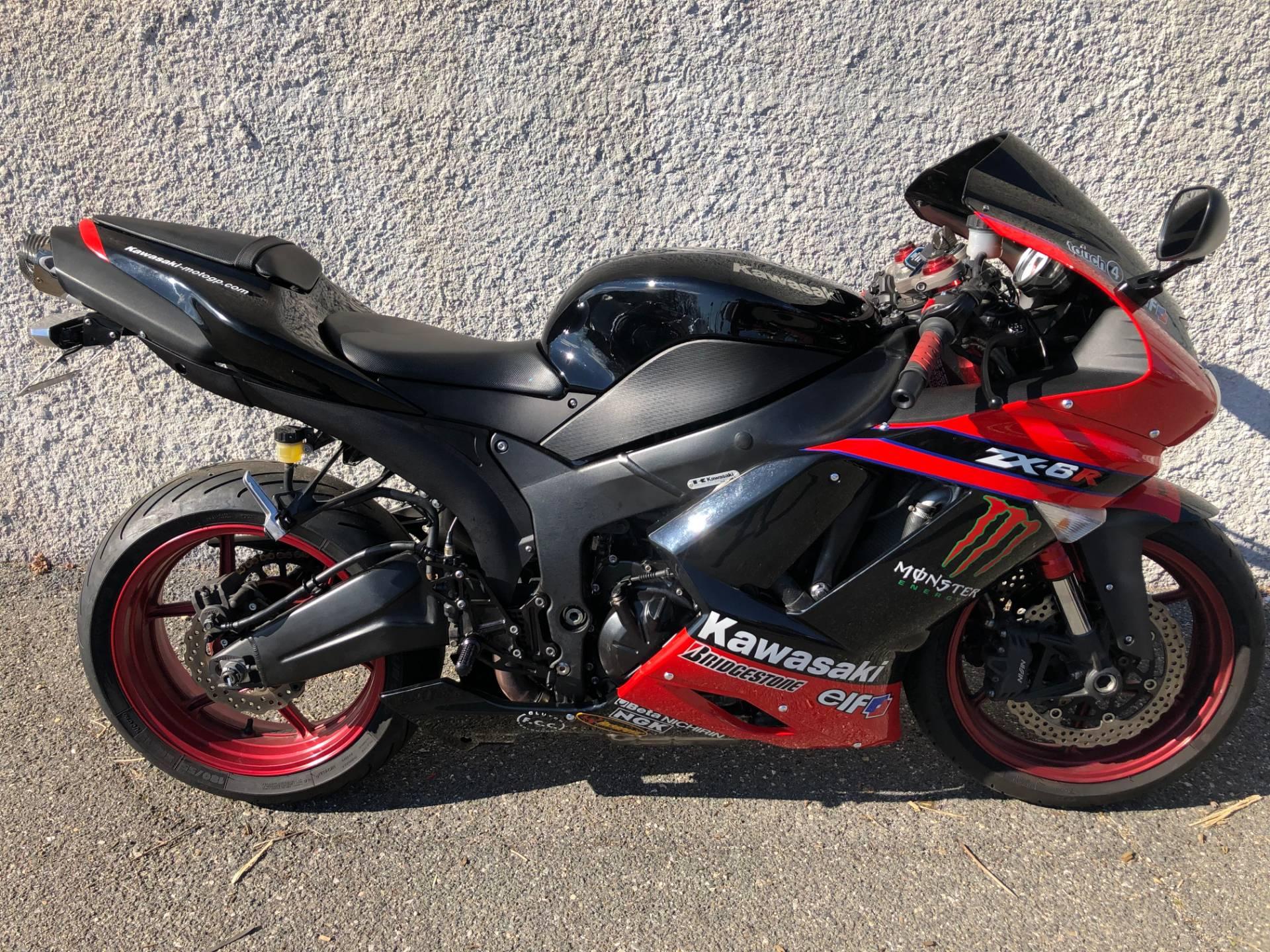 Used 2007 Kawasaki Ninja Zx 6r Motorcycles In Hicksville Ny
