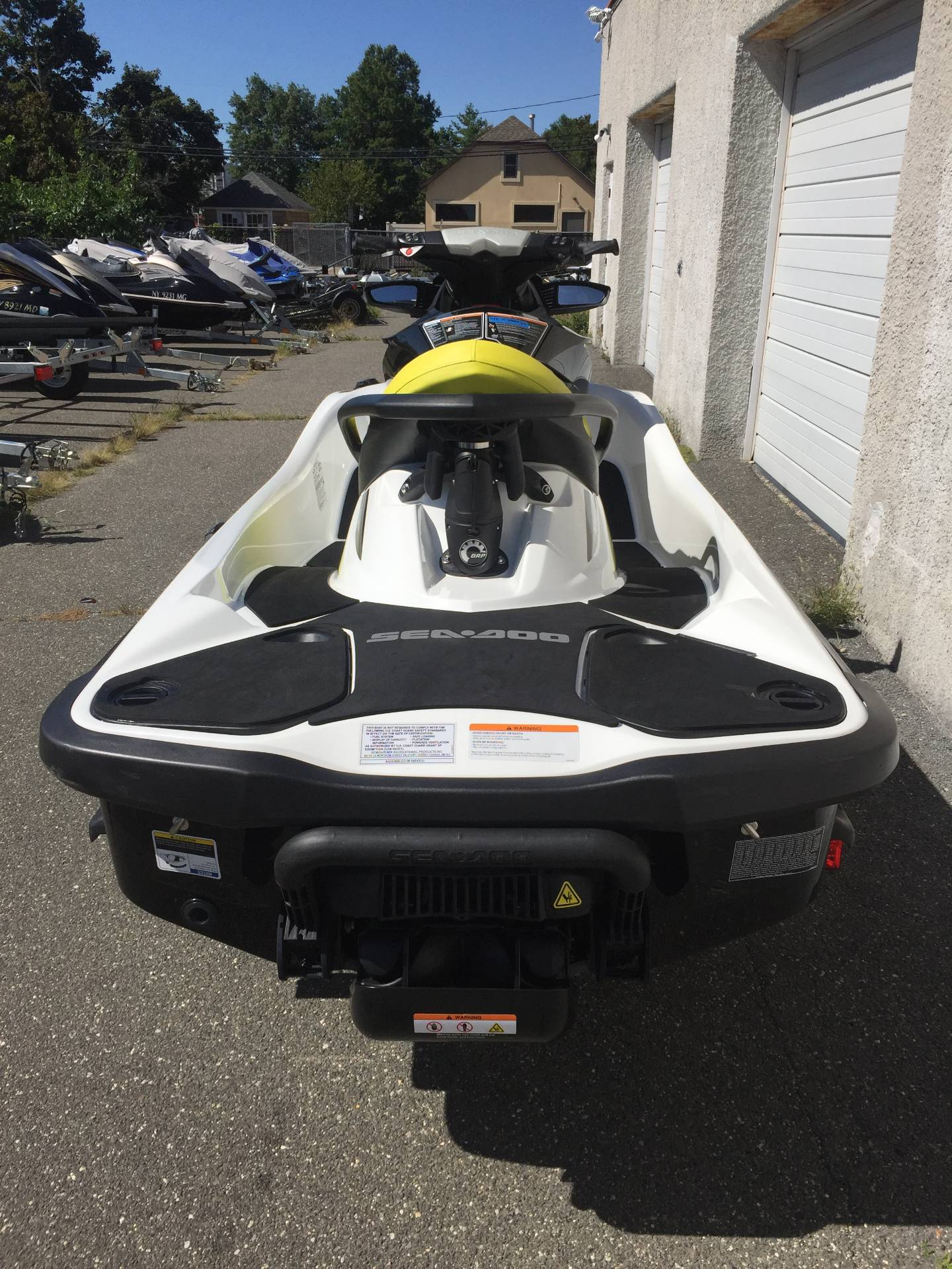 2015 Sea-Doo Wake Pro 215 in Hicksville, New York