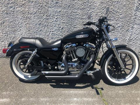 2009 Harley-Davidson Sportster 1200 Low in Hicksville, New York
