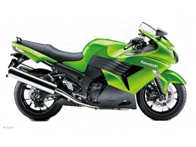 2009 Kawasaki Ninja® ZX™-14 in Hicksville, New York