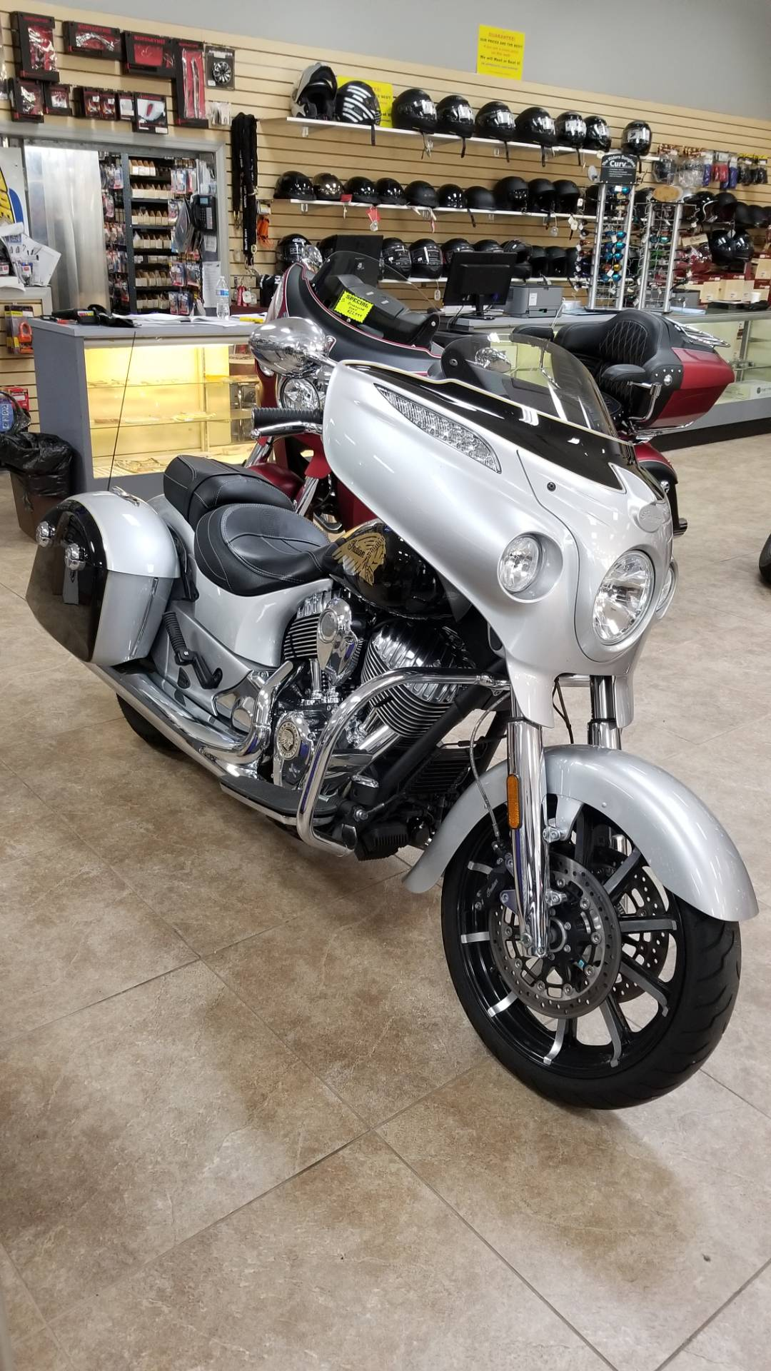 2017 Indian Chieftain® Limited in Mineola, New York - Photo 1