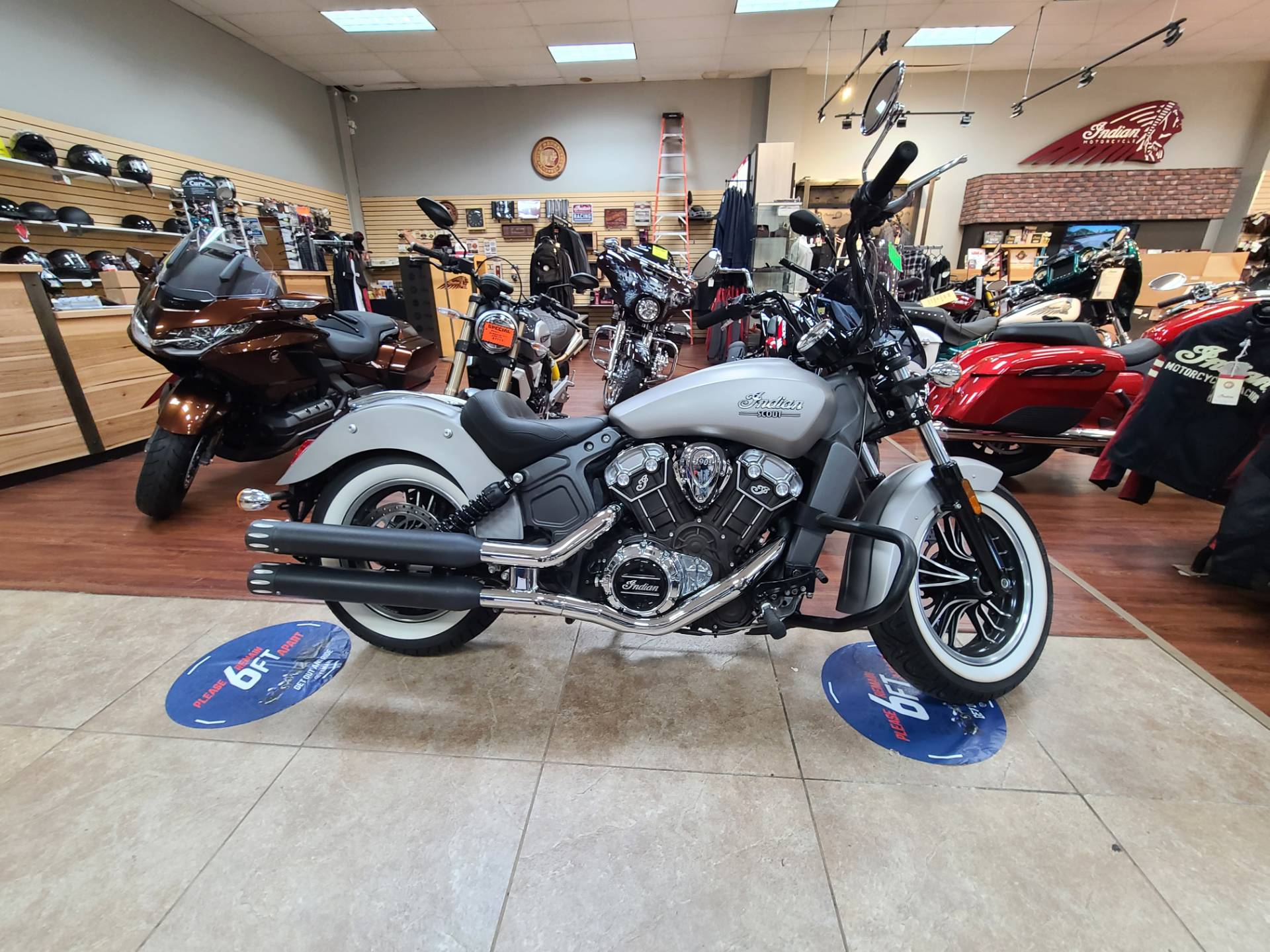 2016 Indian Scout™ in Mineola, New York - Photo 1
