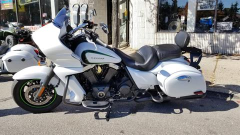2016 Kawasaki Vulcan 1700 Vaquero ABS in Mineola, New York - Photo 3