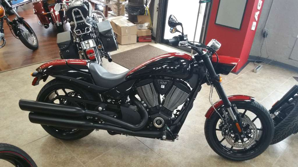 2016 Victory Hammer S in Mineola, New York
