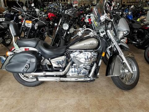 2007 Honda Shadow Aero® in Mineola, New York