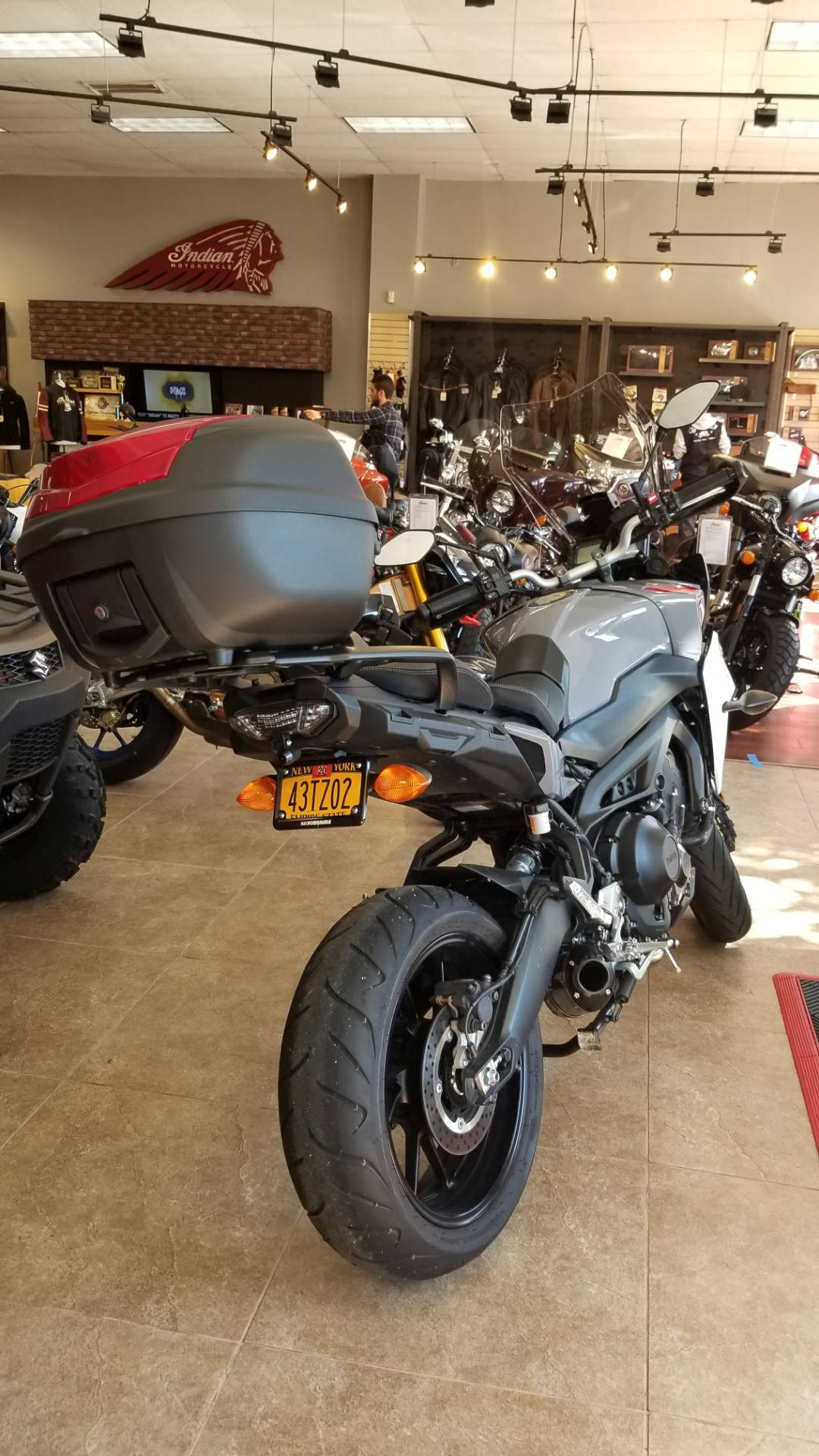 2019 Yamaha Tracer 900 in Mineola, New York - Photo 2