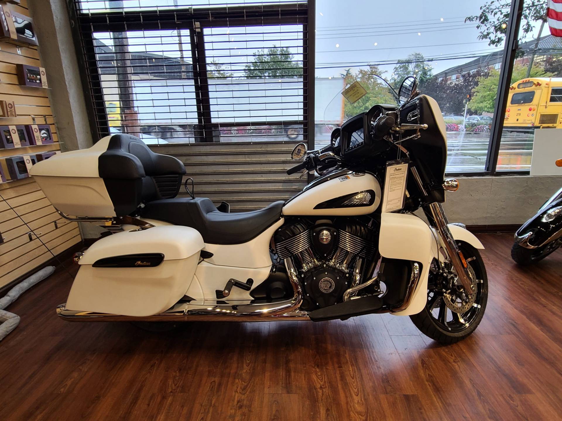 2020 Indian Roadmaster® Dark Horse® in Mineola, New York - Photo 1