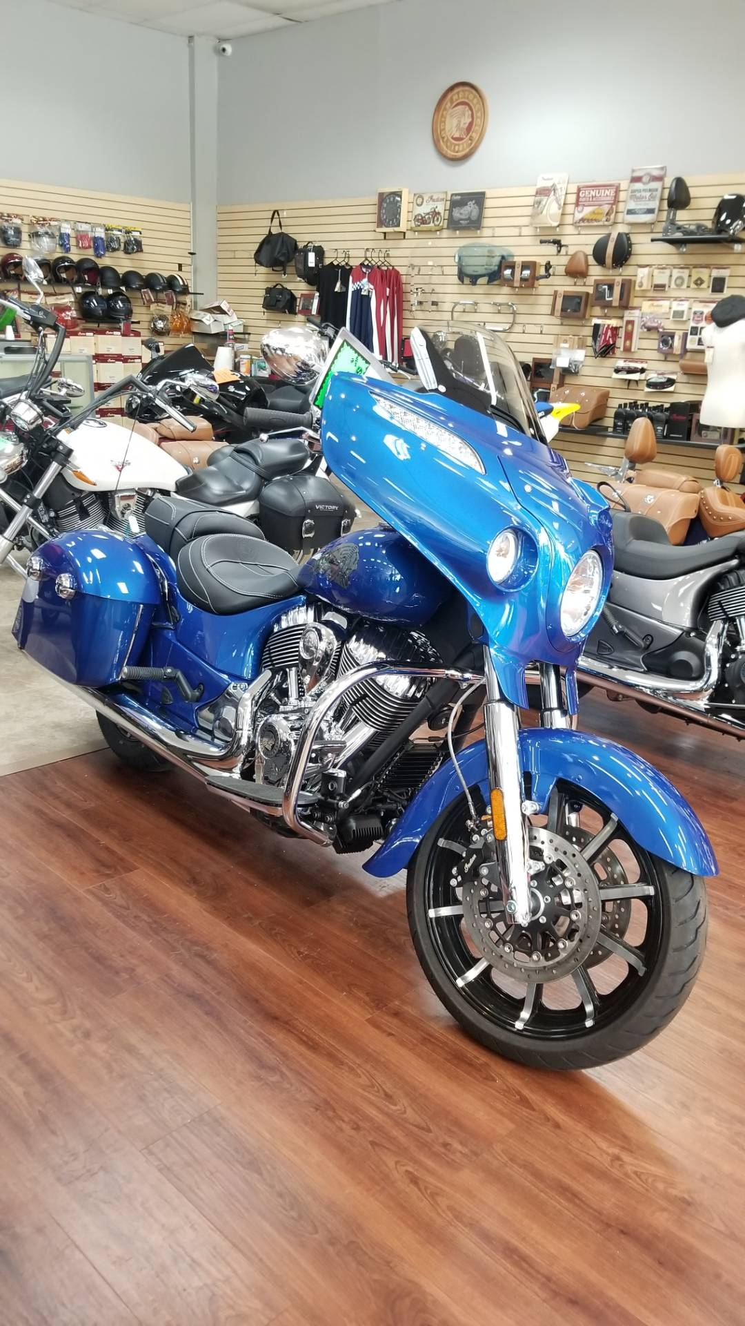 2018 Indian Chieftain® Limited ABS in Mineola, New York - Photo 1