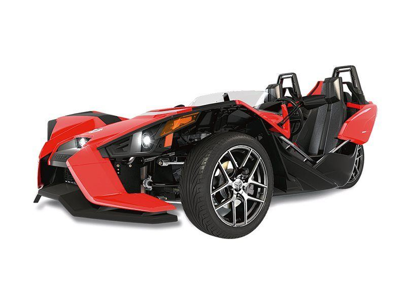 2016 Slingshot Slingshot SL Red Pearl in Mineola, New York
