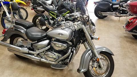 2006 Suzuki Boulevard C50 in Mineola, New York