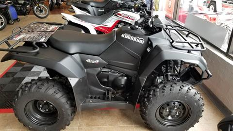 2018 Suzuki KingQuad 400ASi Special Edition in Mineola, New York