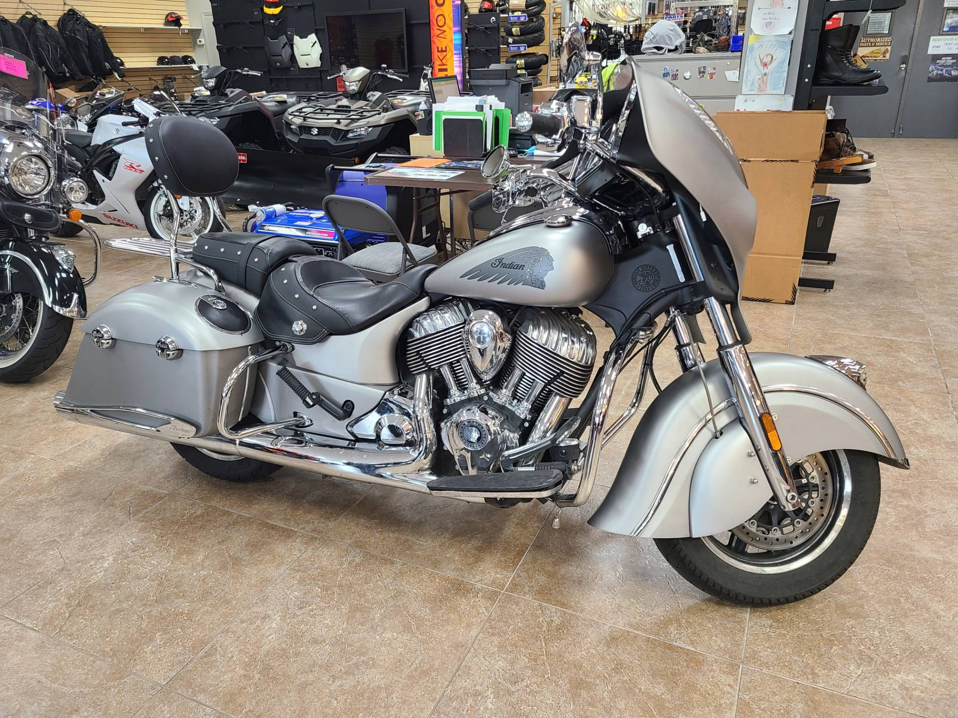 2016 Indian Chieftain® in Mineola, New York - Photo 1