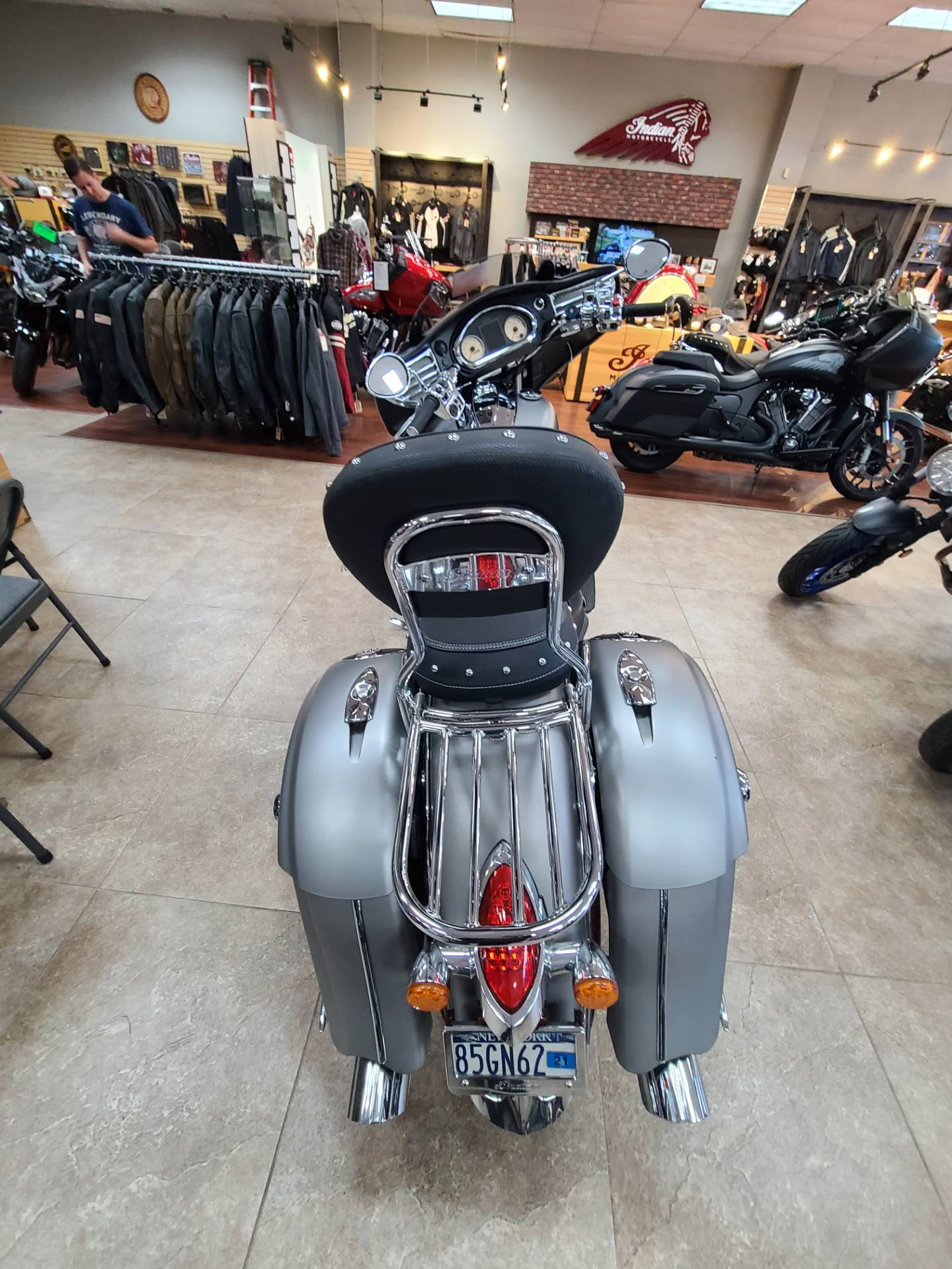 2016 Indian Chieftain® in Mineola, New York - Photo 5