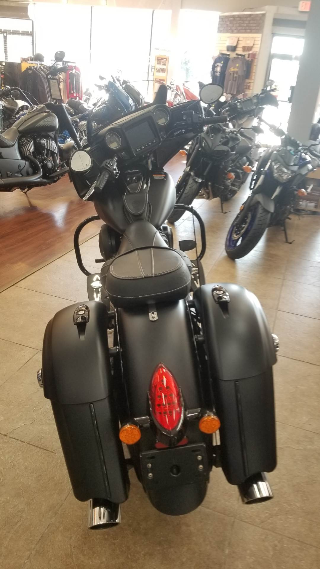 2018 Indian Chieftain Dark Horse® ABS in Mineola, New York