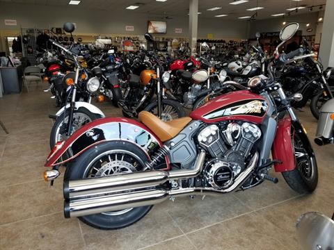 2017 Indian Scout® ABS in Mineola, New York