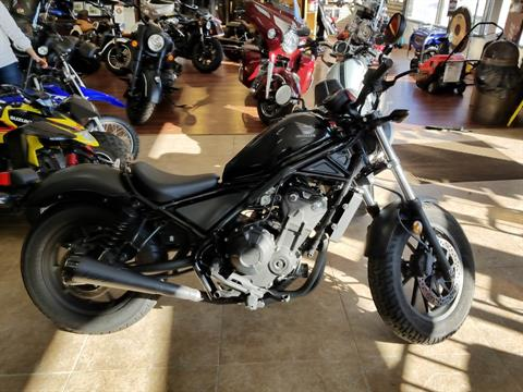 2017 Honda Rebel 500 in Mineola, New York