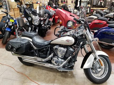 2011 Kawasaki Vulcan® 900 Classic LT in Mineola, New York - Photo 1