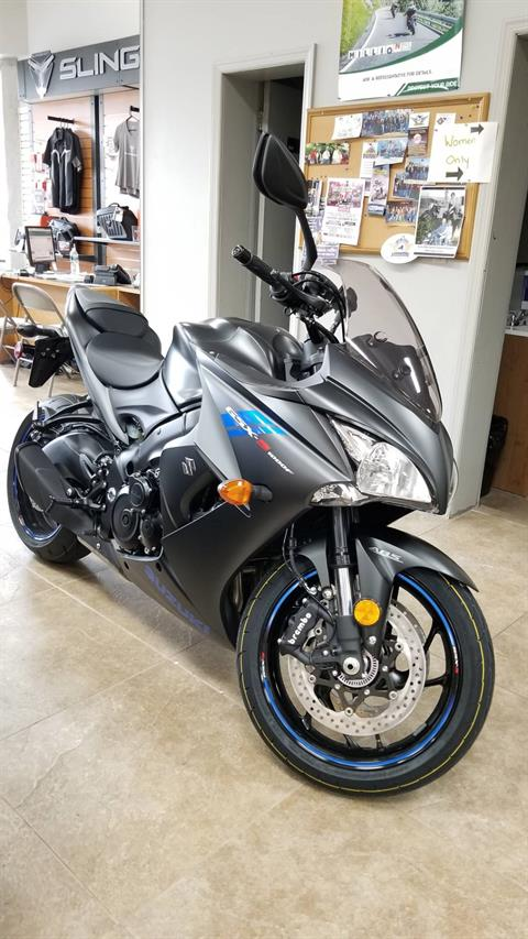 2019 Suzuki GSX-S1000FZ in Mineola, New York - Photo 1