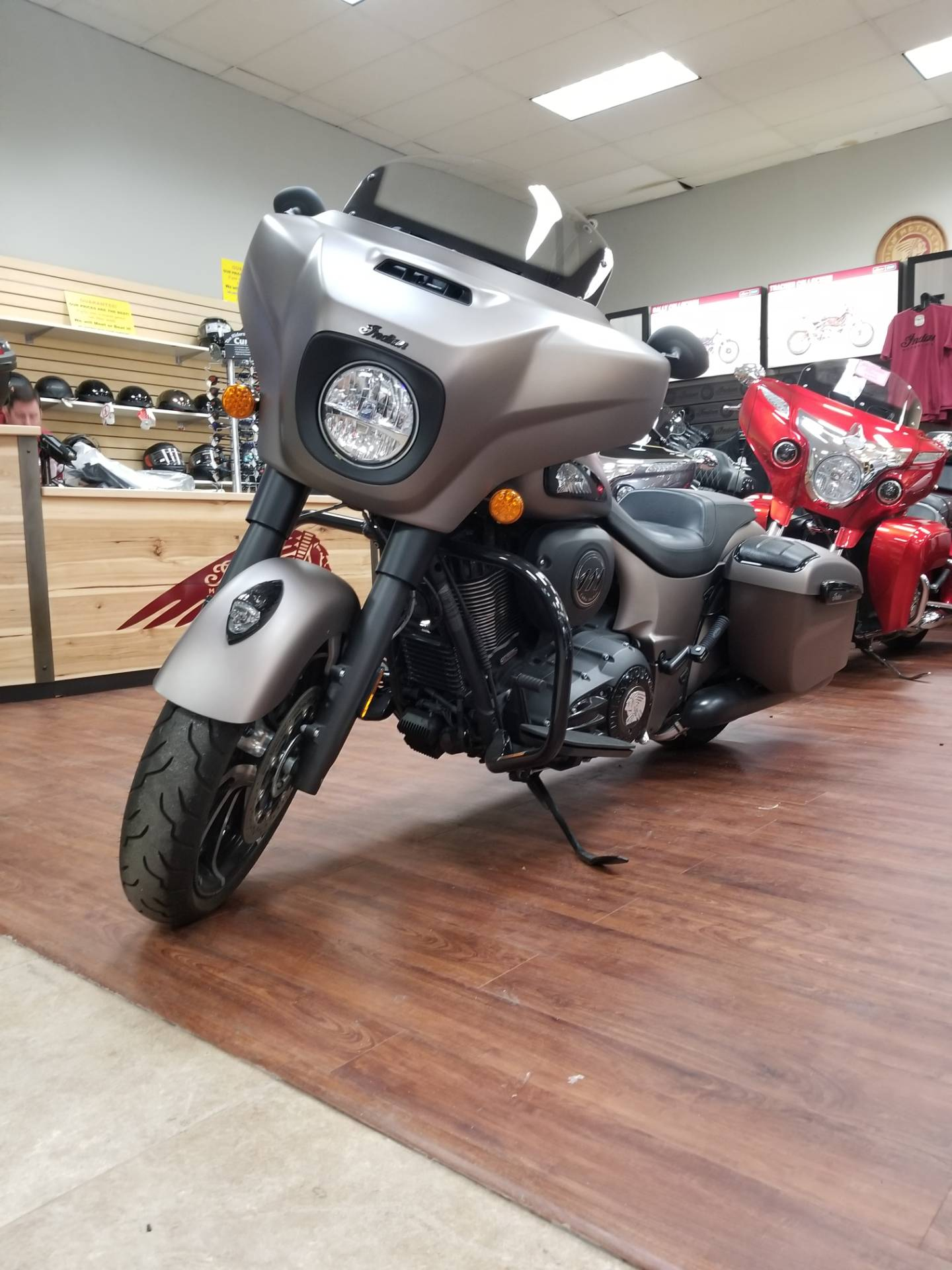 2019 Indian Chieftain® Dark Horse® ABS in Mineola, New York - Photo 2