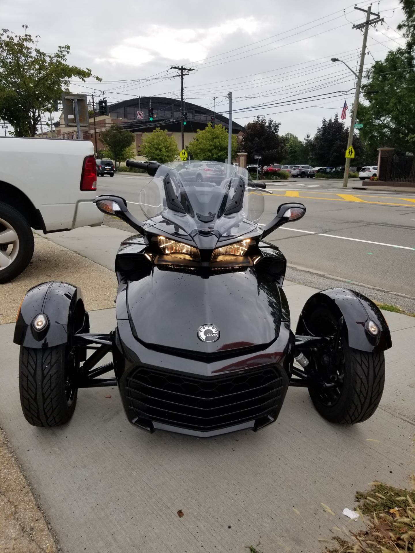 2017 Can-Am Spyder F3 SM6 in Mineola, New York