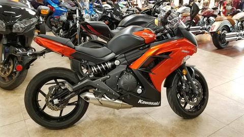 2014 Kawasaki Ninja® 650 ABS in Mineola, New York