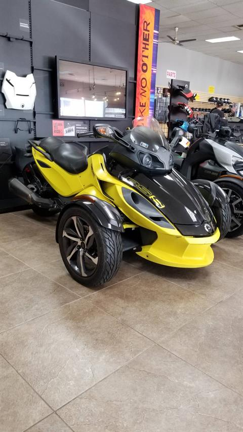 2014 Can-Am Spyder® RS-S SE5 in Mineola, New York - Photo 1
