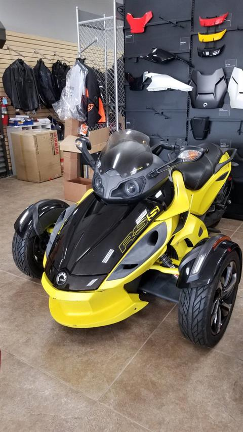 2014 Can-Am Spyder® RS-S SE5 in Mineola, New York - Photo 2